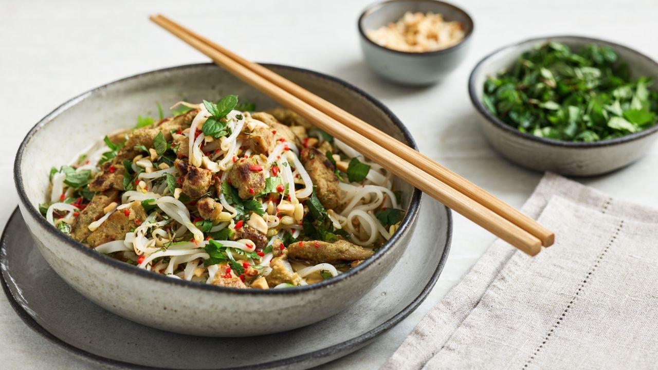 Nudelsalat – vietnamesisch