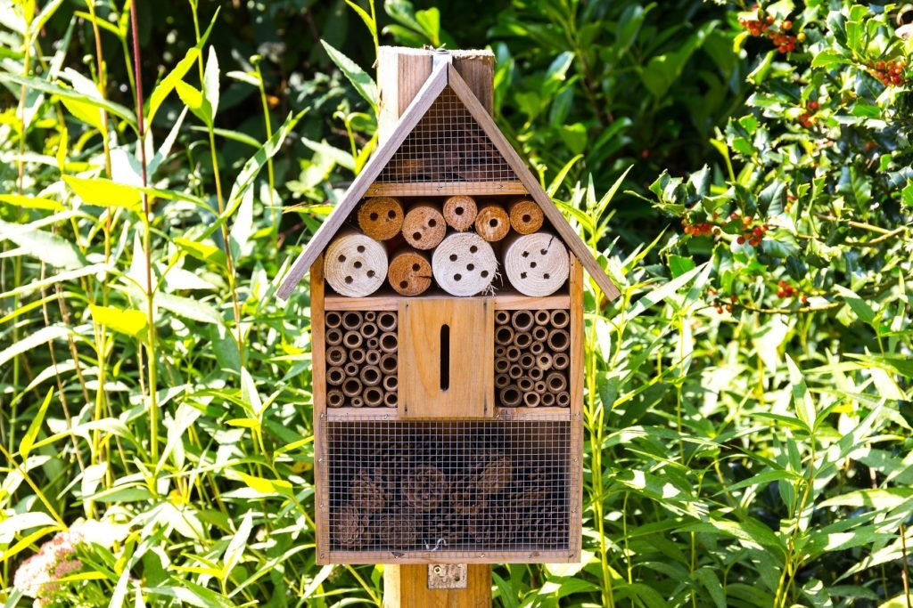 Insektenhotel - Nutzen, Material, Bauanleitung und wertvolle Tipps