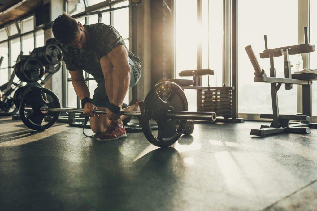 Perfekter Muskelaufbau ab 40 Jahre aufwärts? Nur so wachsen die Muskeln!