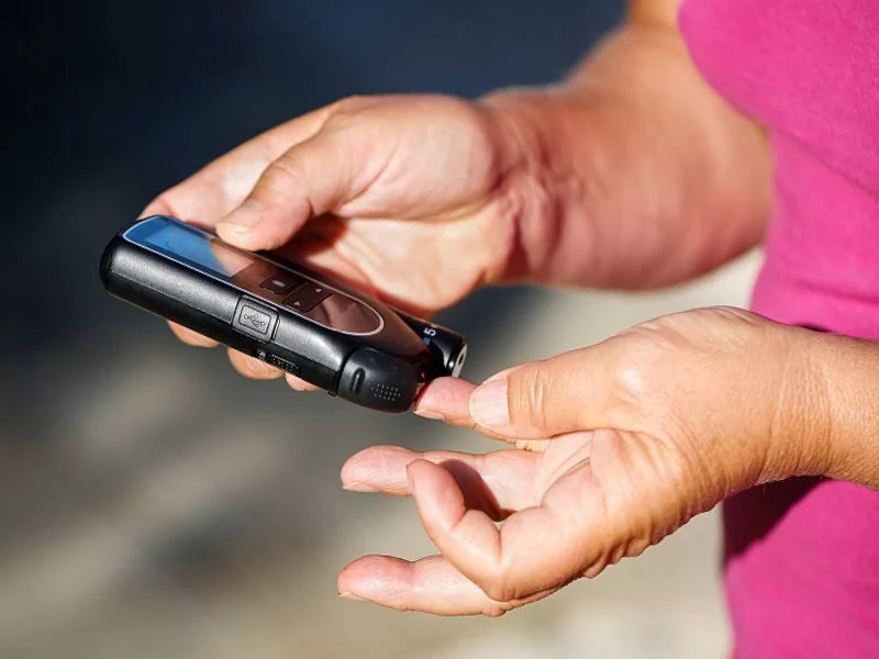 Die Angst schlägt in Qualität des Lebens für junge Erwachsene mit Typ-1-diabetes