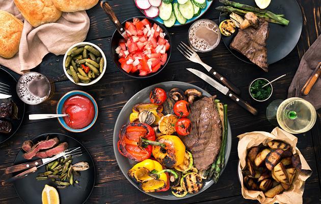 Wenn du in dieser Reihenfolge isst, nimmst du ab und beugst Diabetes vor