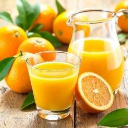 Ernährung: Ein Glas Orangensaft pro Tag halbiert das Demenz-Risiko