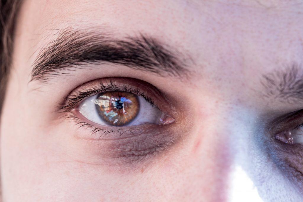 Augenfarbe verantwortlich für Winterdepression