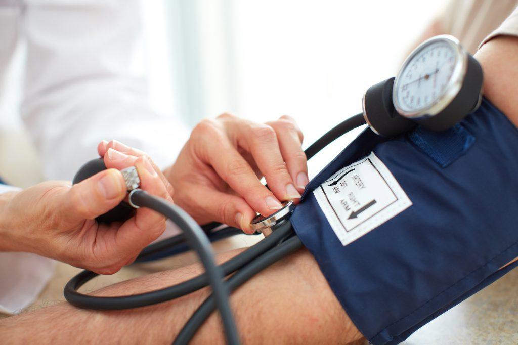 Wichtig bei Bluthochdruck: Entscheidend ist immer der zweite Blutdruck-Messwert !