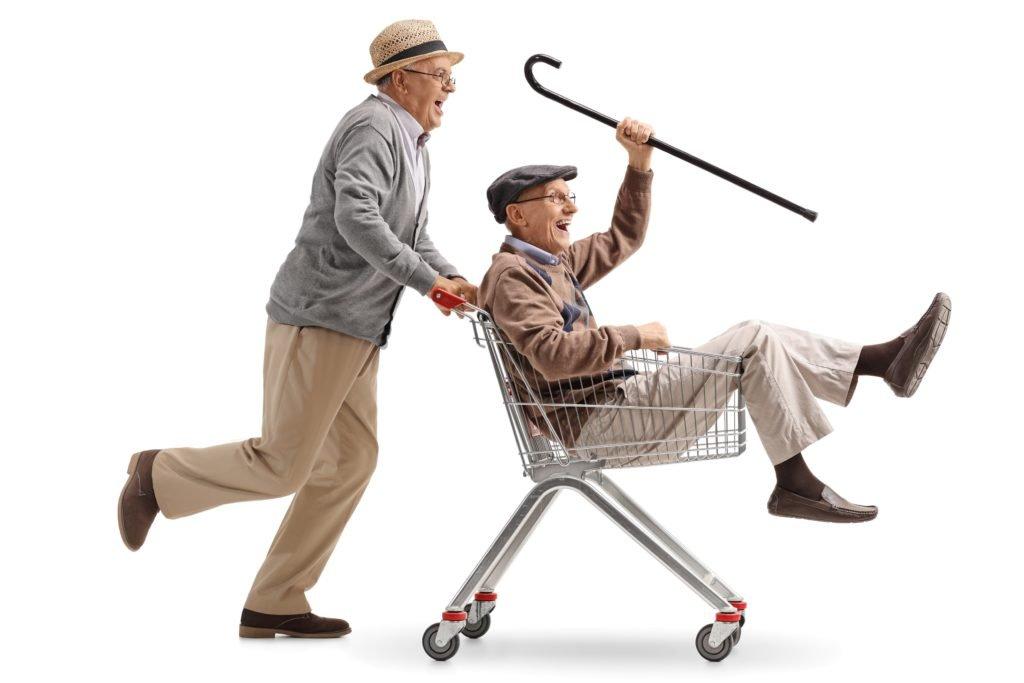 Forschung: Alterung ausgesetzt! Diese Therapie bremst erfolgreich den Alterungsprozess