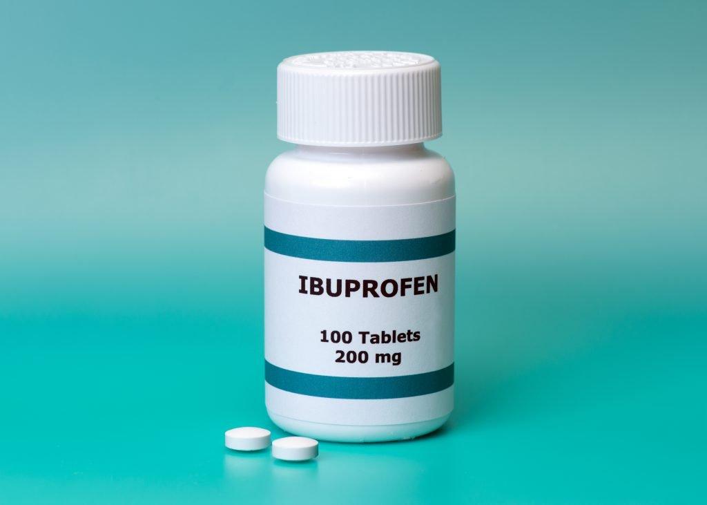 Neue gefährliche Nebenwirkungen bei Schmerzmittel Ibuprofen gefunden