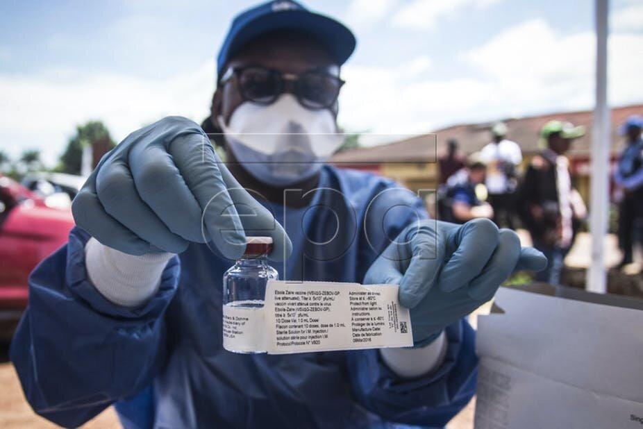 Ebola-Impfstoff ist der Schlüssel in die Laufenden Bemühungen zur Eindämmung der DRK-Ausbruch