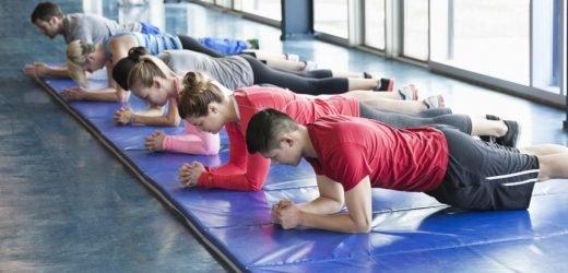 Perfektes Training für die Körpermitte