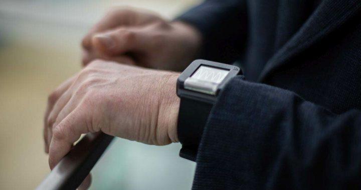 Smart-Handgelenk-getragen-Gerät ist, kann eine Warnung über gefährliche gesundheitlichen Bedingungen