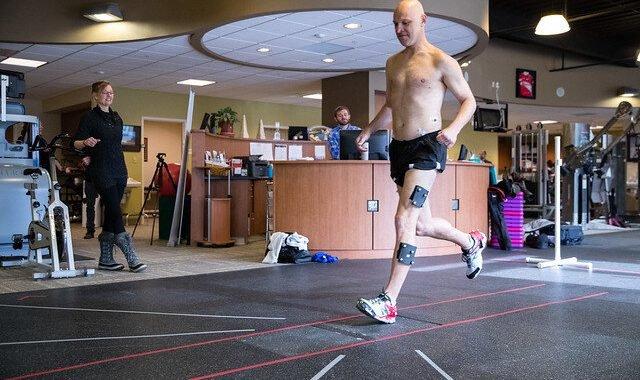 Trotz übergangszeit, maximal-running-Schuhe kann immer noch erhöhen Risiko von Verletzungen