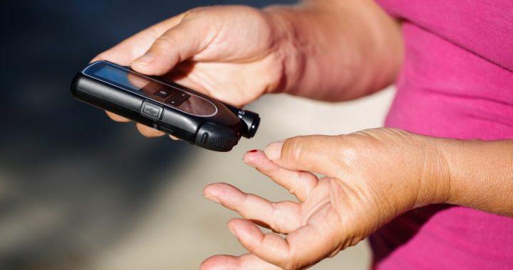 Fleischfressende Genital-Infektion durch Diabetes-Medikament