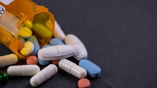 Starker Rückgang bei Opioid-Verschreibungen