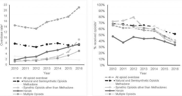 Als mehr Veteranen sterben von opioid-überdosierungen, Studie zeigt, konzentrieren müssen über Rezepte