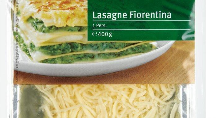 Wichtiger Rückruf: Vegetarische Lasagne enthält Fisch