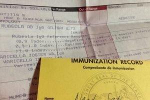 Der Schlüssel zur Vermeidung von Masern: zu wissen, Ihre Impfung Geschichte