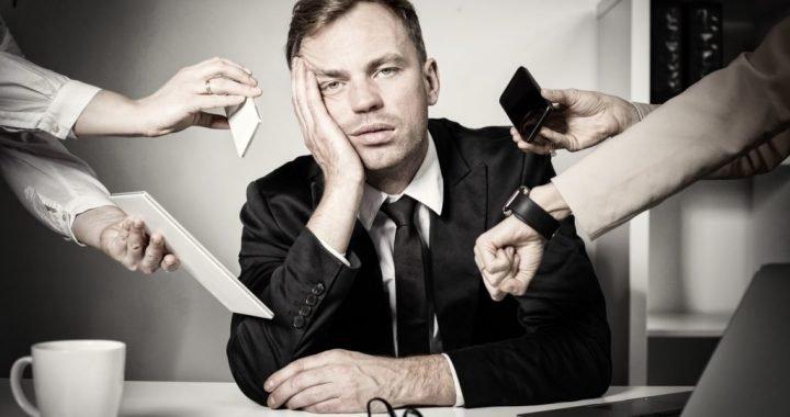 Stress: Wie gestresst bist Du? Neuer Selbsttest liefert genaue Ergebnisse