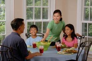 """Kinder """" Diäten und Bildschirm-Zeit: gute Gewohnheiten, machen gesunde Entscheidungen der Standard zu Hause"""