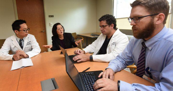 Neue immun-checkpoint-erforscht für Kopf-und Hals-Krebs