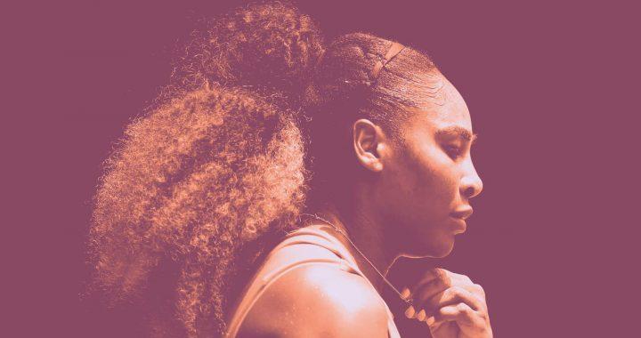 Serena Williams 'Harper' s Bazaar Cover Kommt Mit Wichtige Nachricht Über Sein Körper Beschämt