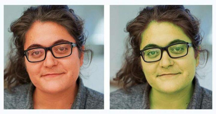 Rosige Gesundheit und kränklich grün: Farbe Assoziationen spielen robuste Rolle im Lesen von Gesichtern