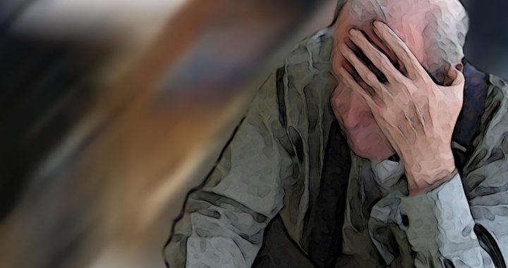 Die meisten Senioren mit Demenz zu Hause Leben, trotz Schmerz, Angst, schlechte Gesundheit