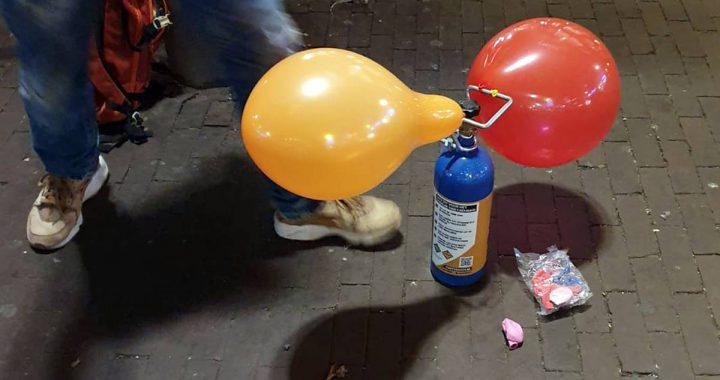 Bis zu 50 Kartuschen am Tag: Lachgas-Konsum nimmt in den Niederlanden bedrohlich zu