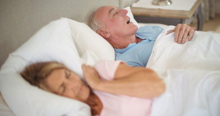 Schlafapnoe und hartnäckiger Bluthochdruck hängen zusammen