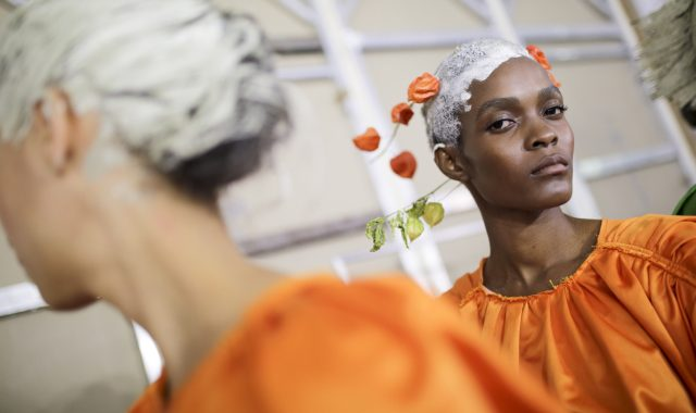 Die Besten Spring 2020 Frisuren Von den Laufstegen in London, Mailand und Paris Fashion Week