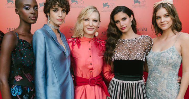 Armani Beauty Fetes Sponsoring von Venedig-Film-Festival