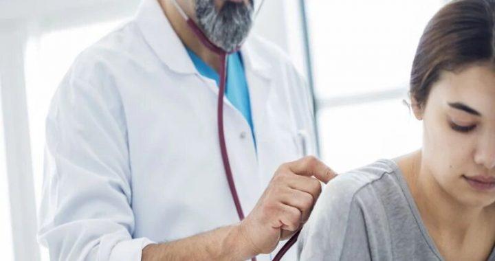 Die betriebliche Verwendung von Desinfektionsmitteln kann bis Risiko für die Entwicklung einer COPD