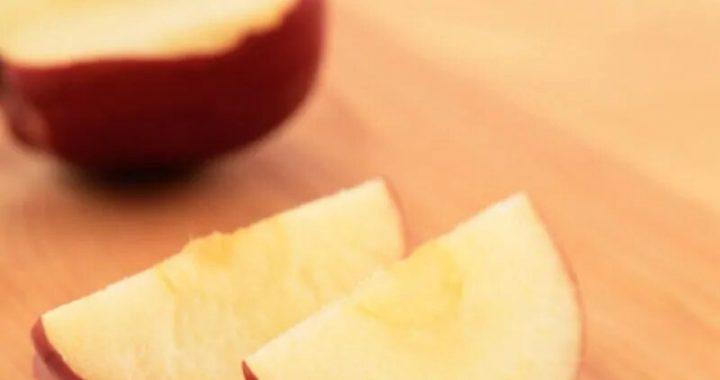 Versuchen Sie, diese gesunde Herbst-Apfel-dessert