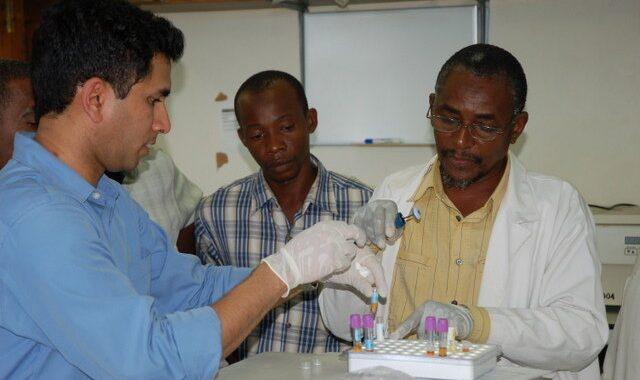 Neuer Bluttest könnte helfen, Millionen Menschen mit Tuberkulose infiziert