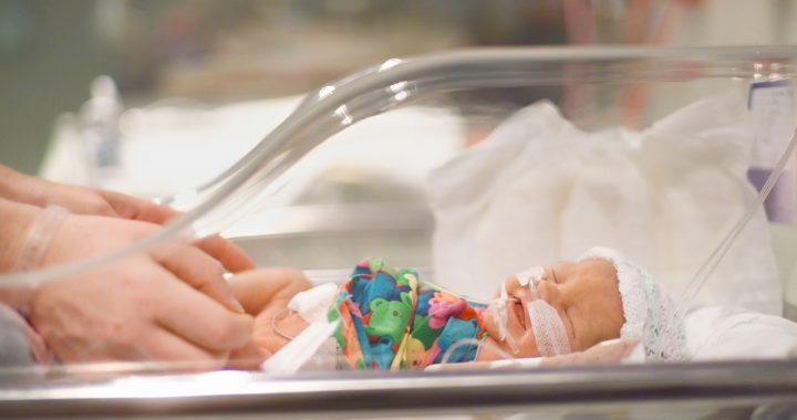 Medikament vermindert die Gefahr der Pneumonie in den Neugeborenen Mäusen