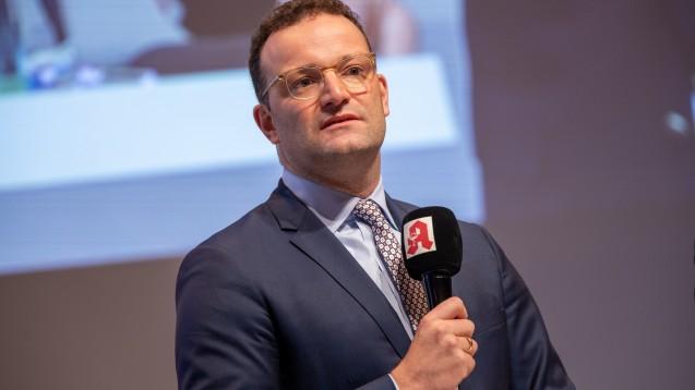 Spahns Ministerium fördert E-Rezept-Projekt der Berliner Apotheker