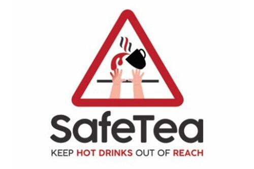 Heiße Getränke sind die häufigste Ursache von Verbrennungen bei kleinen Kindern