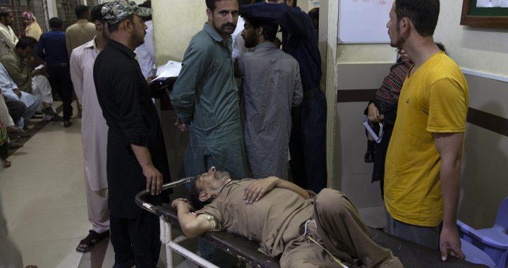 Offizielle sagt dengue-Ausbruch in Pakistan unter den schlimmsten jemals