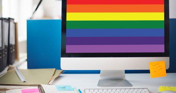 Freizügige sexuelle Orientierung am Arbeitsplatz verbessert das Wohlbefinden