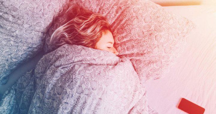 PSA: Das Gewichtete Decke Könnte der Trick, um der Verringerung der Angst und die Verbesserung der Schlaf