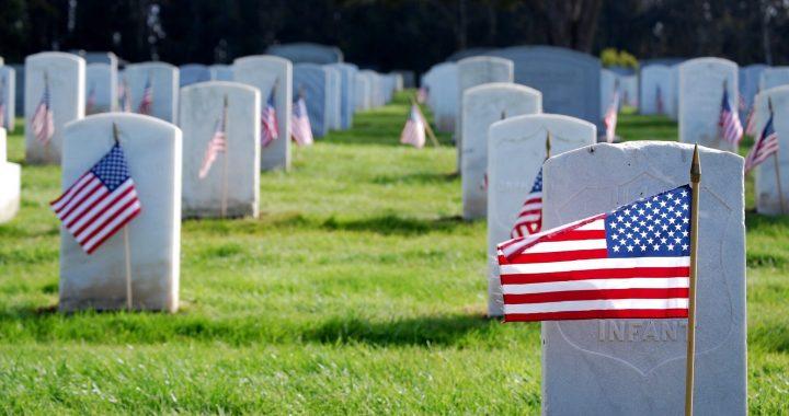 Studie ist erste, um zu erkunden Veteranen-Trauer, ein übersehen der Todesopfer von Krieg