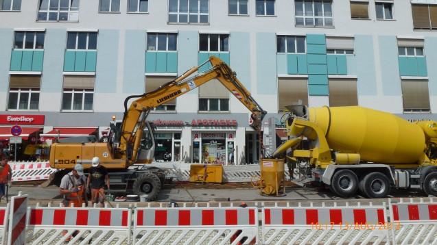 Gewinn halbiert wegen Baustelle – Apotheker kämpft um Entschädigung
