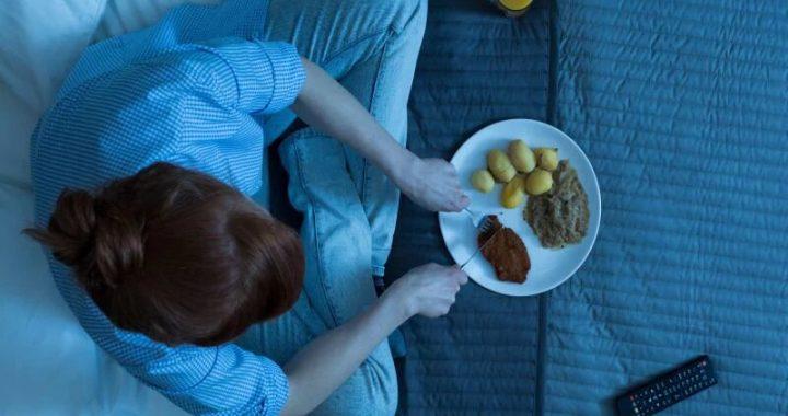 Abendessen verletzen könnte, das weibliche Herz, Studie zeigt,