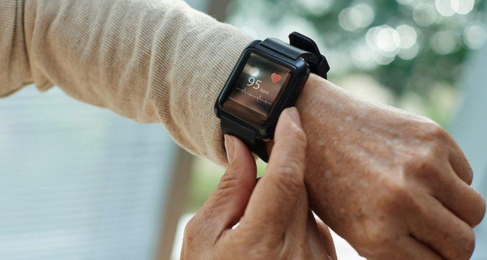 Wearables beweisen zuverlässig bei der Bestimmung der Mortalität Risiko im Erwachsenen-Studie zeigt