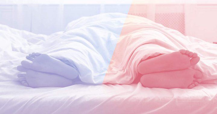 Schlaf Scheidung Ist eine Sache—und Es Kann Tatsächlich Speichern Sie Ihre Beziehung