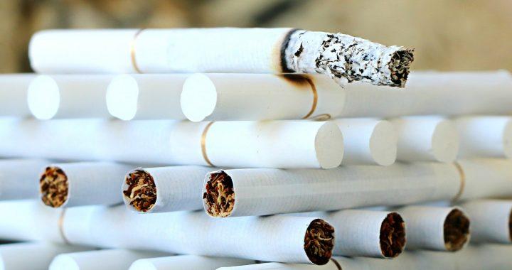 Food and Drug Administration Verzögerungen plan zu niedrigeren Nikotingehalt in traditionellen Zigaretten