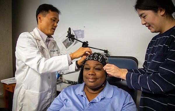 Batterie-powered-Kopfbedeckung kann zu einem Kurzschluss Gelenkschmerzen