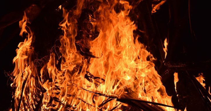 Fast 9 Millionen Verletzte weltweit, die durch Feuer, Hitze und heiße Substanzen in 2017