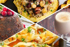 6 Vegan Christmas Dinner-Rezepte für eine Leckere, Pflanzliche Abendessen