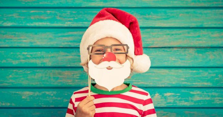 Warum ist es OK für Kinder zu glauben, in Santa