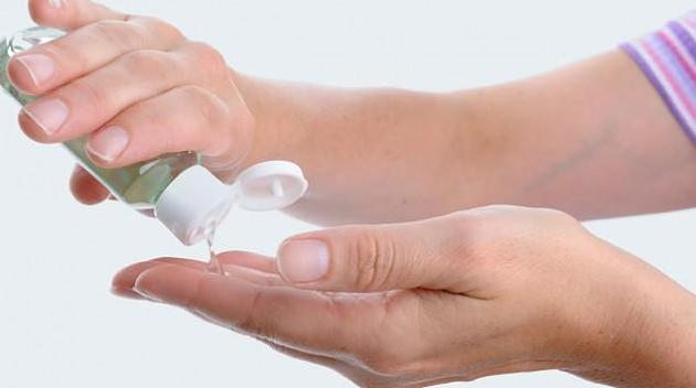 Händedesinfektion: Schützt sie vor Grippe und Erkältung?