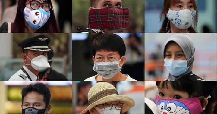 Masken bieten Schutz vor neuen Viren? Es hängt davon ab,